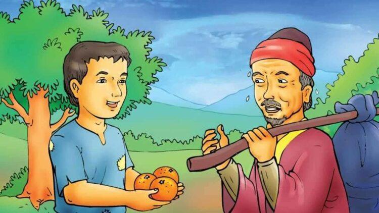 cerita rakyat bahasa jawa singkat dan pendek