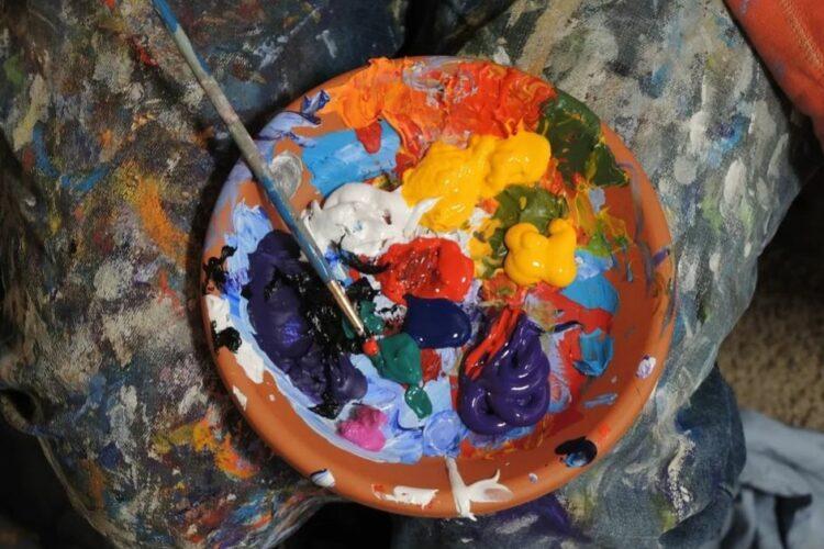 campuran warna