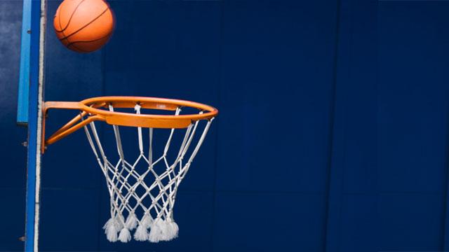 Bank Shot bola basket