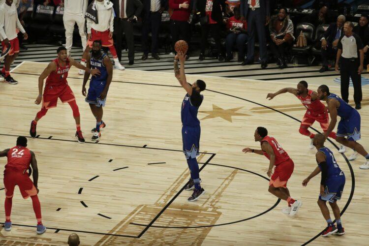 macam macam tembakan basket