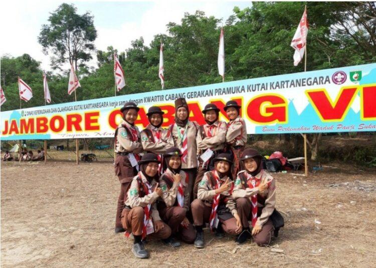Kegiatan Jambore Pramuka