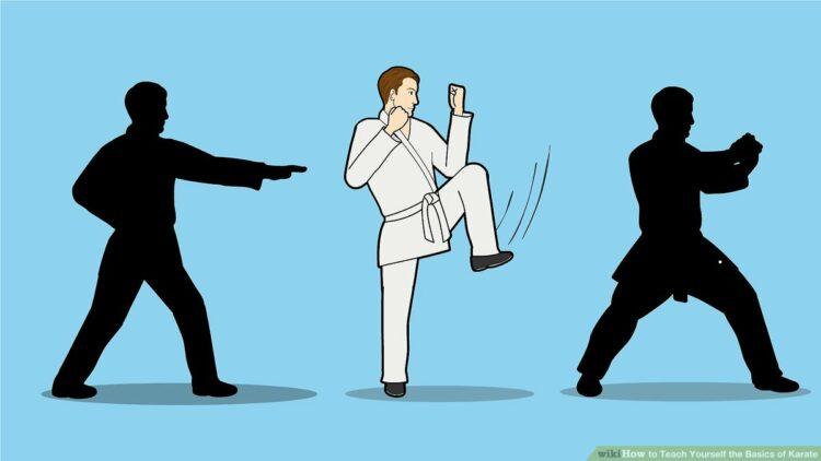 aliran dalam karate