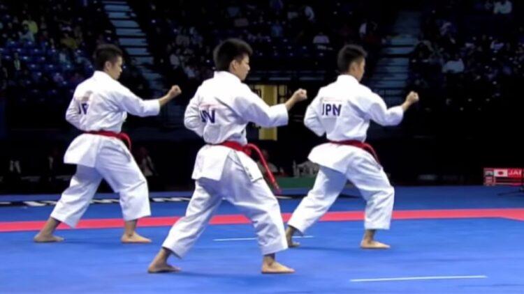 Teknik Dasar Karate