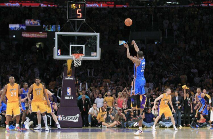 Three Point Shot basket